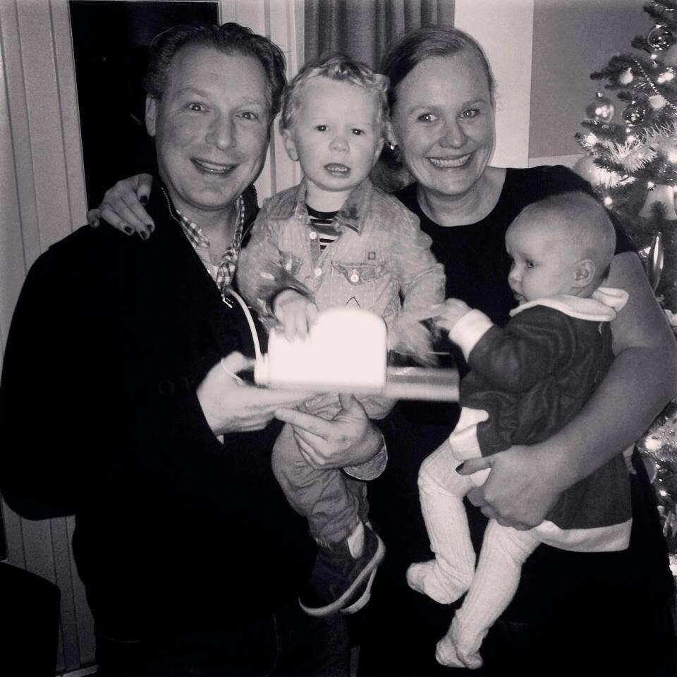 gezin, liefde, kinderen