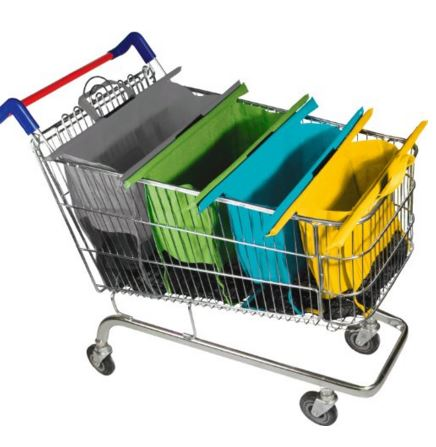 Alternatief op de plastic tas