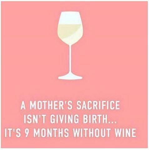 Een glas wijn tijdens de zwangerschap ja, of nee?