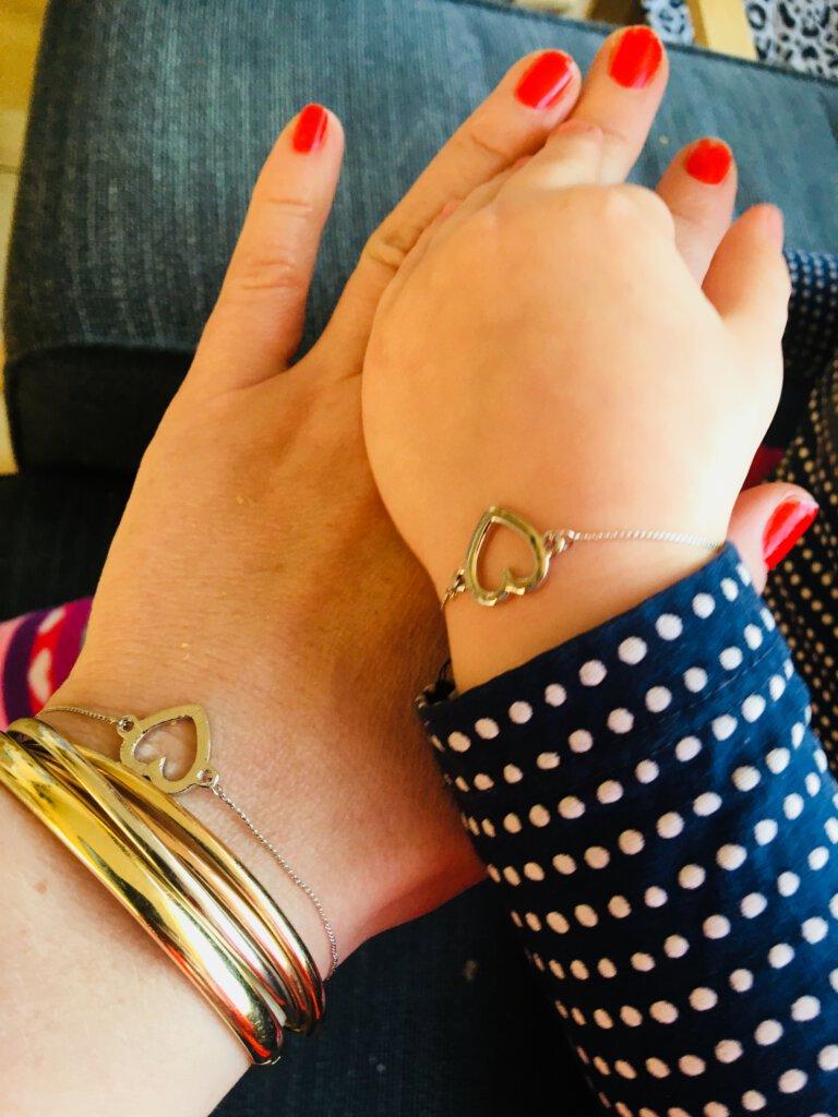 kusjesdag, armband met een verhaal, persoonlijke ring