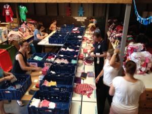 LC Amsterdam 't IJ actief bij stichting babyspullen