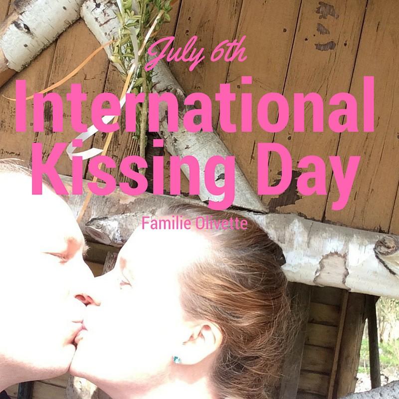 Internationale kus dag, sla je slag op deze wereld kusdag