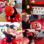 Thema verjaardags feestje Minnie mouse