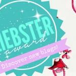 Olivette genomineerd voor de liebster Award!!