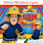 Theater voorstelling Brandweerman Sam  (+winactie) Winnaar bekend