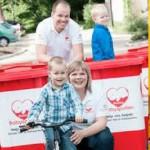 Stichting Babyspullen redder in nood