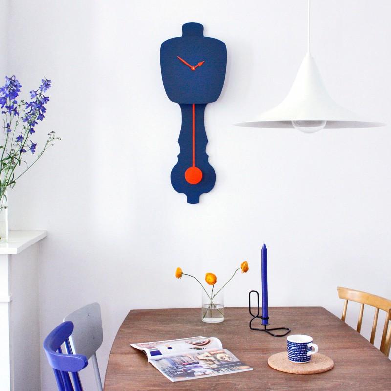 Een bijzondere KLOQ! Een designklok van Nederlands ontwerp