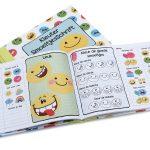 Het KleuterSmoeltjesSchrift: een invul dagboek speciaal voor kleuters