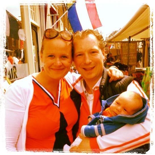 Moederschap in Nederland, hoe doen mama's het in Amsterdam. Een kijkje in de keuken bij Olivette