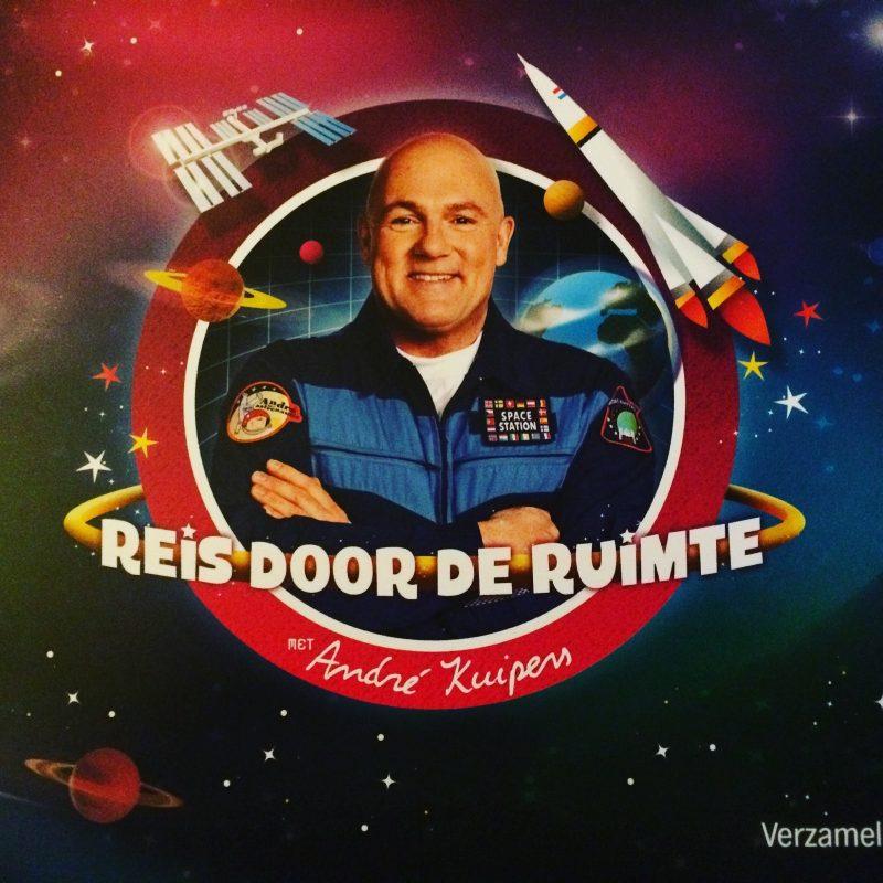Bij de nieuwe spaaractie van Albert Heijn gaan we virtueel de ruimte in.
