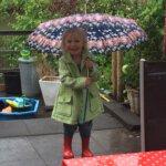 bijgeloof paraplu