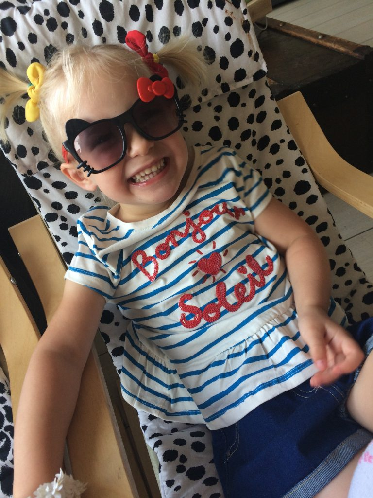 vitamine d, smoesjes zon, dochter, zonnebril