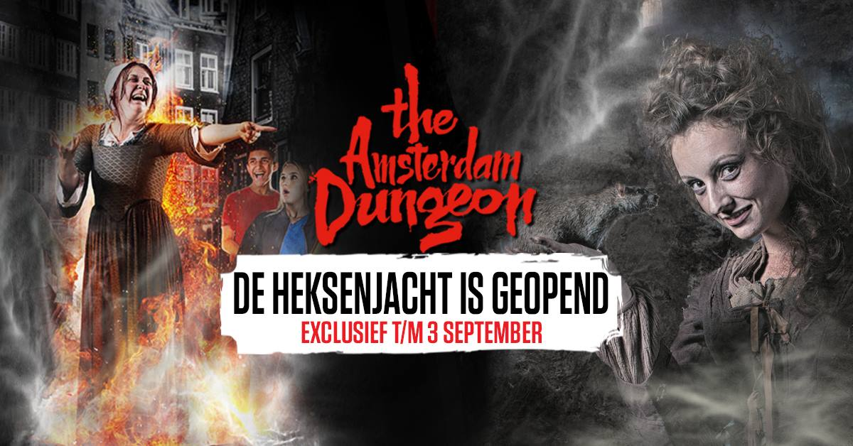 The Amsterdam Dungeon – Een must-See attractie in Amsterdam