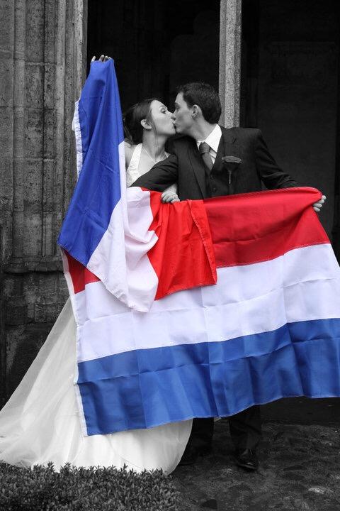 hanna, franrkijk, vlag, vlaggenmast, protocol