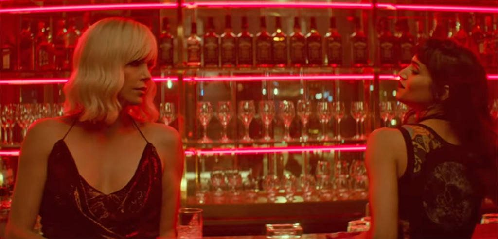 atomic blonde, blond, charlize theron, film