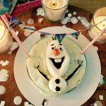 cakesmash taart Lucas 1 jaar