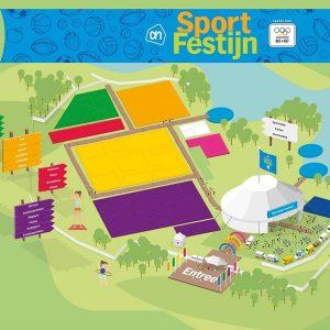 sportfestijn plattegrond