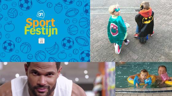 Het Sportfestijn van AHvoor food, fun en een fit lijf