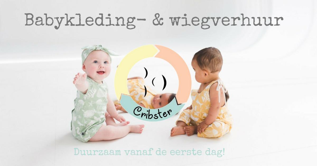 Cribster: Nederlands eerste Babykleding Bibliotheek!