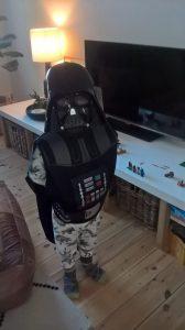 Star wars dart fader