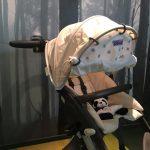 Dooky om je kindje veilig tegen de zon & sneeuw te beschermen