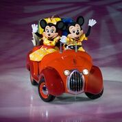 Disney on ice disney vriendjes