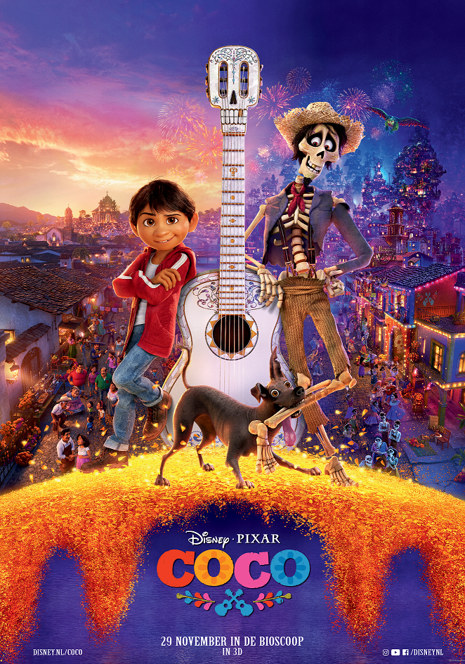Coco De Film Van Disneypixar Laat De Trailer Zien En Wij Zijn Fan