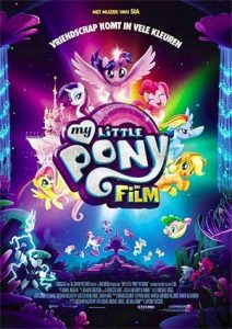 My little pony de film premiere