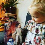 Yvette mesijes speelgoed prinses Leia