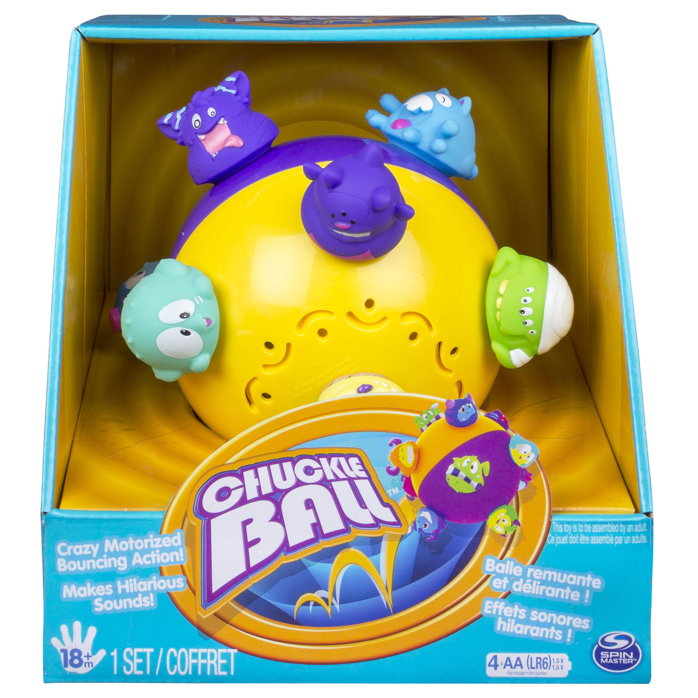 kruipen chuckle ball