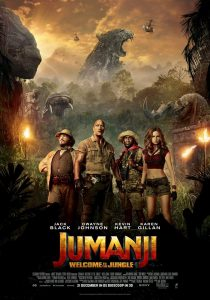 4DX jumanji back to the jungle 4DX