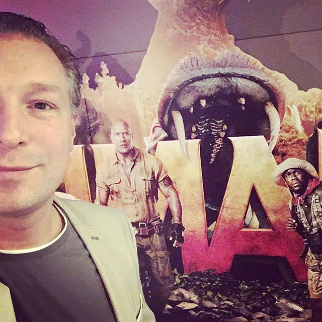 4DX Premiere Jumanji: WELCOME TO THE JUNGLE in PATHÉ