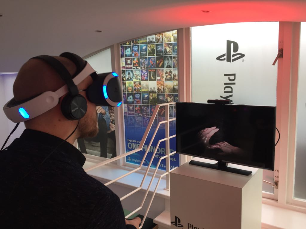 Playstation VR bril