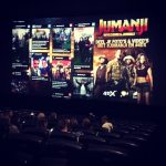Jumanji 4dx premiere