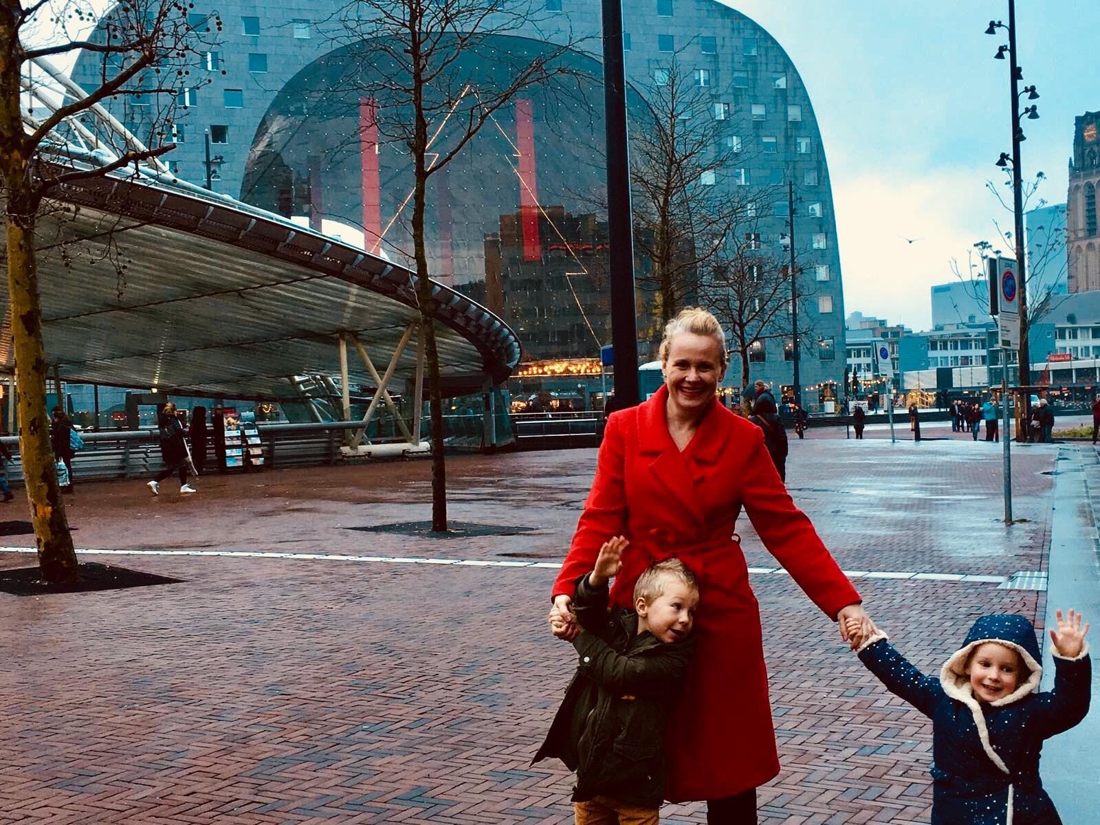 StayOkay Rotterdam foodhallen