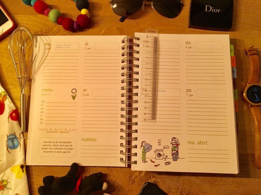 homeworktime Familie Agenda