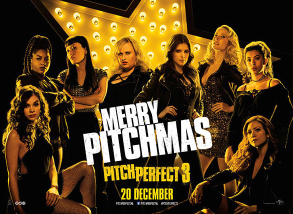 PITCH PERFECT 3 speciale vertoning in Pathé Arena