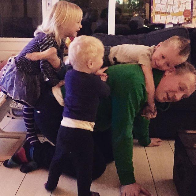 rotklusjes van het ouderschap