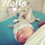 neefje geboorte newborn