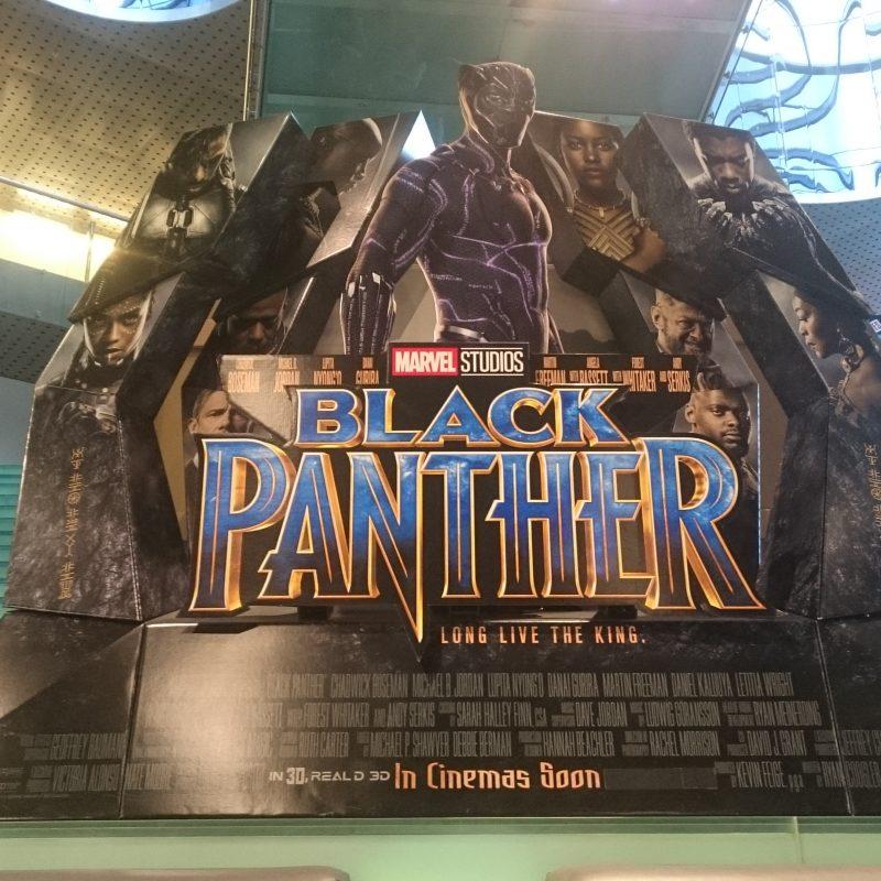 Black Panther van Marvel hebben we mogen zien en dit wat de kenner Marjolaine er van vond