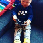 smartphone verslaafd INTERNATIONALE CAPSLOCKDAG