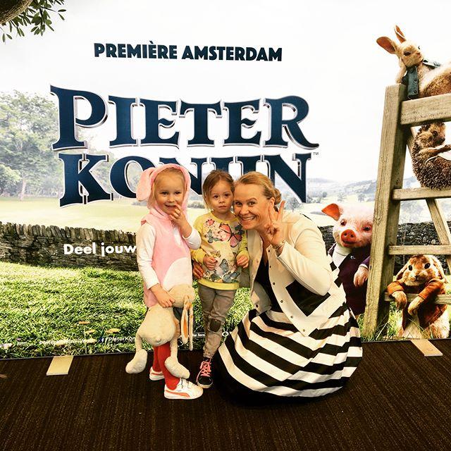 Pieter konijn eindelijk naar Nederland en speelt de hoofdrol in zijn eigen bioscoopfilm