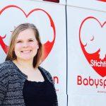 Stichting Babyspullen …omdat elk kind recht heeft op een goede start. Wij spraken met Marjolijn