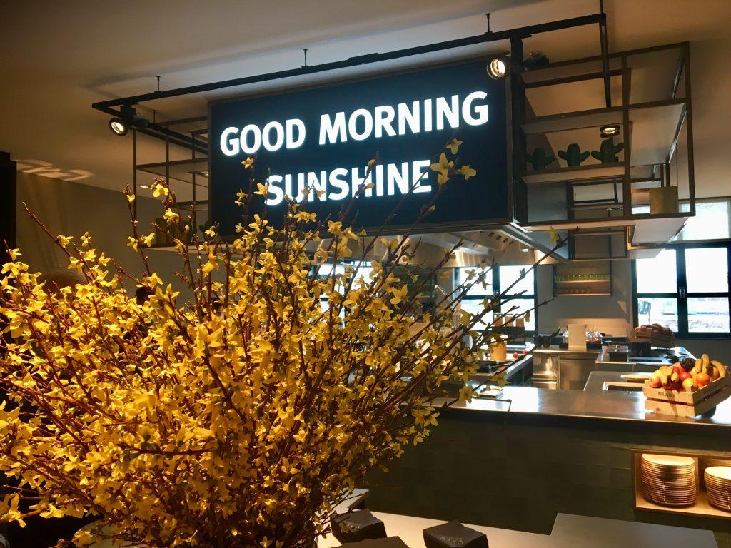 Valk Hotel Apeldoorn mimosa, internationale vrouwendag