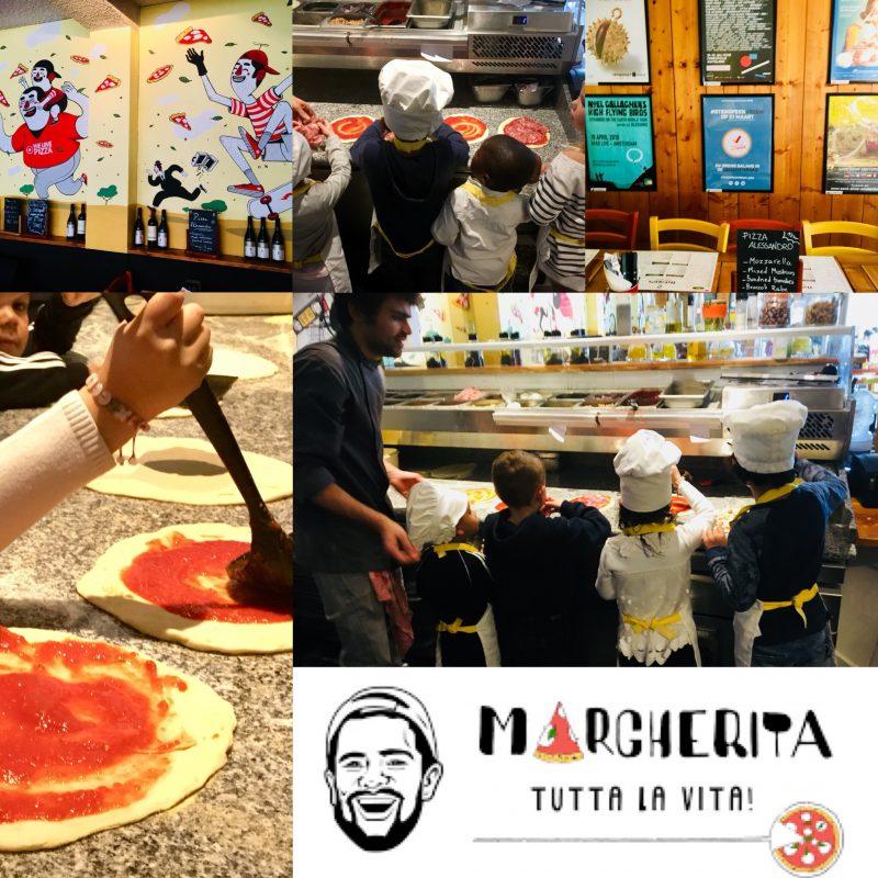 """Pizza workshop bij """"Margherita tutta la vita"""": Wij beleefden het ultieme kinderfeestje in Italiaanse sferen onder leiding van chef Stefano"""