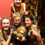 """""""Gelaarsde kat de musical"""" in theater Carré bezoeken met mijn twee boefjes"""