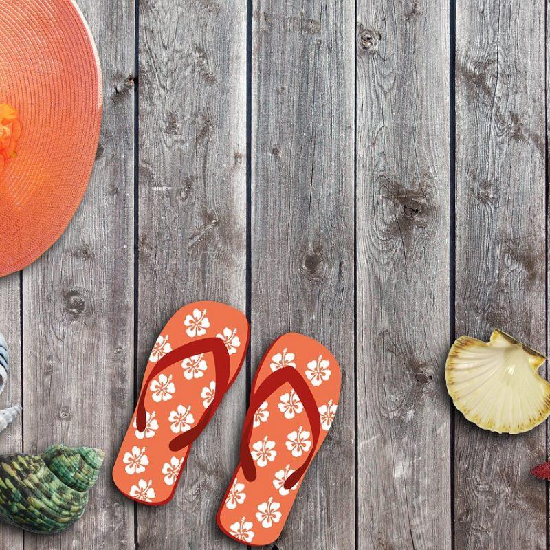 Flip-Flop Day, laat ze zon maar komen! De oorsprong van deze dag en weldoeners in actie