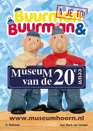 Buurman en buurman expositie museum van de twintigste eeuw
