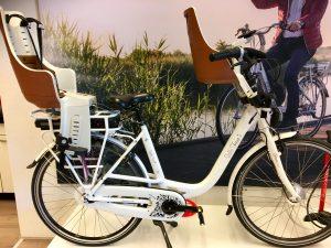 Stella fietsen mamafiets