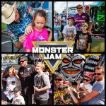 Monster Jam Pit Party
